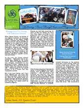 Annual Newsletter (PDF)