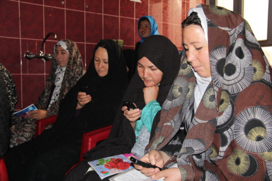 Using Texting to Increase Literacy in Afghanistan