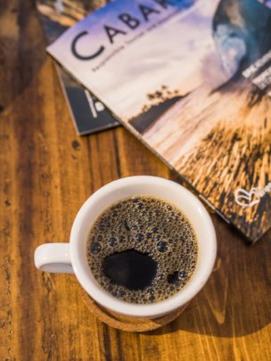 Organic coffee & our sustainable tourism guide