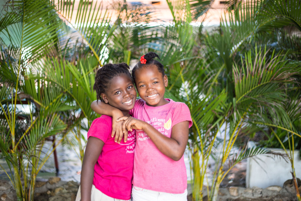 Ashly & Esmelada will go to private school