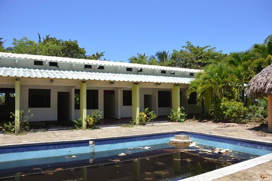 Pool and Classrooms