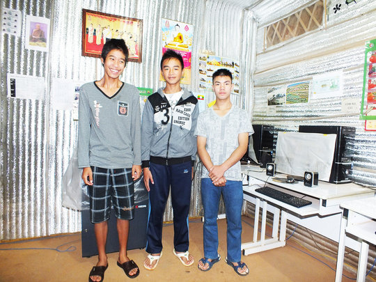 The 3 computer teachers