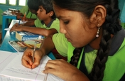 Top class education to 340 children in India