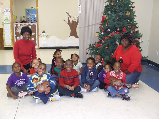 Mississippi Head Start Program
