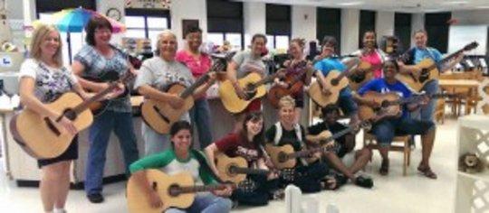Teachers in Beaufort, SC