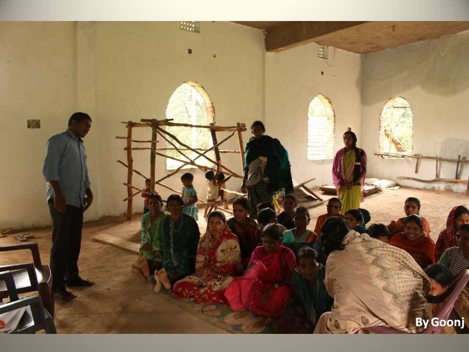 Awareness meeting on menstrual hygiene