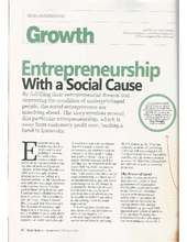 Article in Small Medium Entrepreneur (PDF)