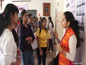 Explaining the campaign & initiative..