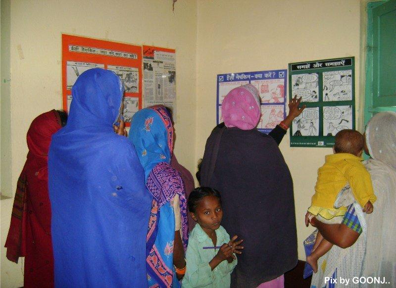 Menstrual Hygiene Exhibition