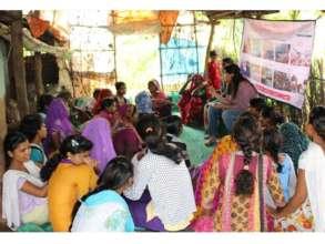 NJPC session in a tribal area of Madhya Pradesh