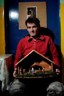 Peter and his wooden churches