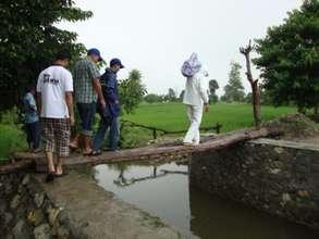 Flood Disaster Relief in 2011 in Far-Western Nepal