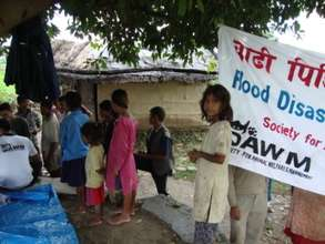Koshi disaster relief 2010