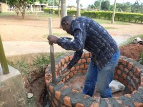 Constructing the base