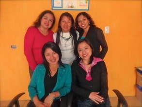 ADIMTU Team in San Pedro Sacatepequez