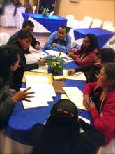 Teachers Working with ADIMTU Staff