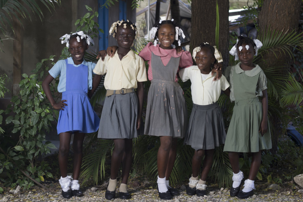 Invest in Haiti's Future Leaders