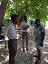Deux Mains Shareholders: Training Faciliators