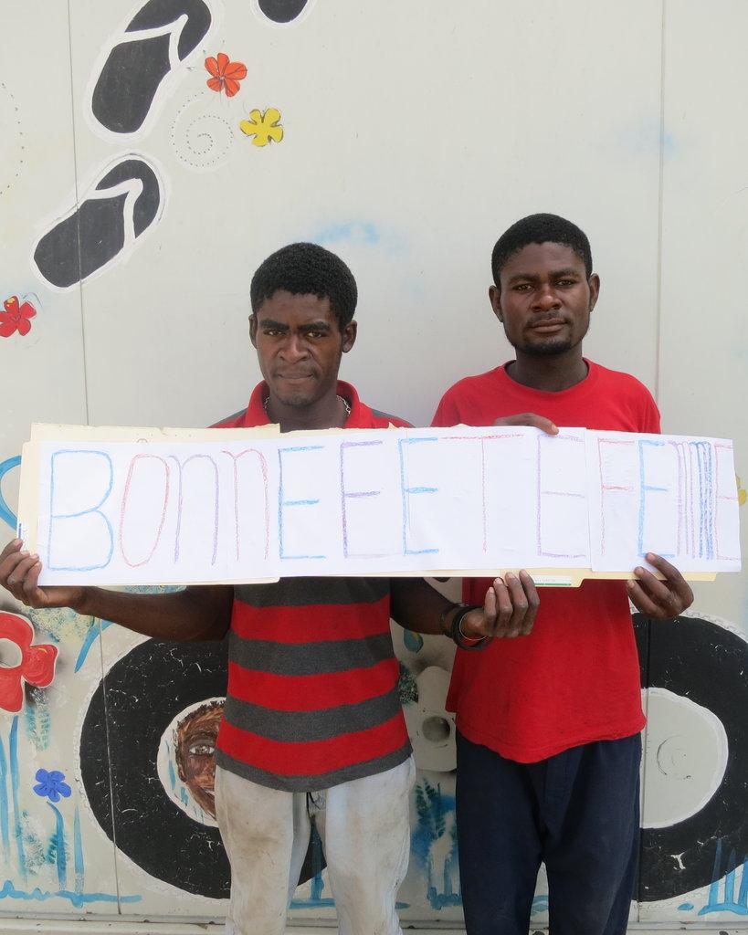 Invest in Haiti's Future Leaders