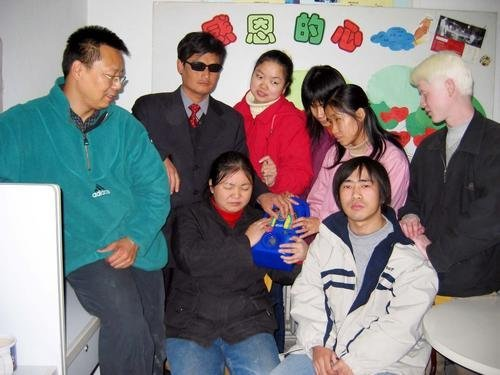 China Radio Information Project for the Blind
