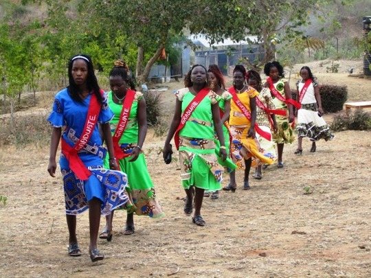 Graduates in Kitui