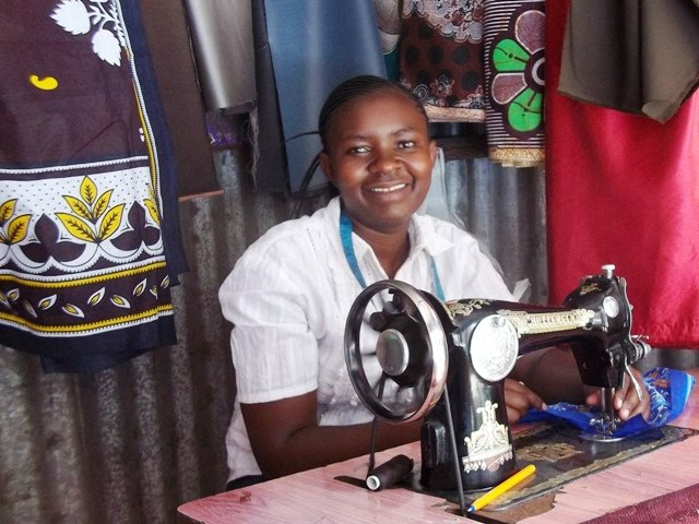 Invest in Small Businesses for Girls in Kenya