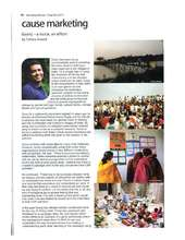 Article in Marketing Booster (PDF)