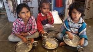 Children served nutritious food under BLC