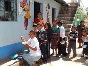 Lunch is Served in Nuevo Progreso