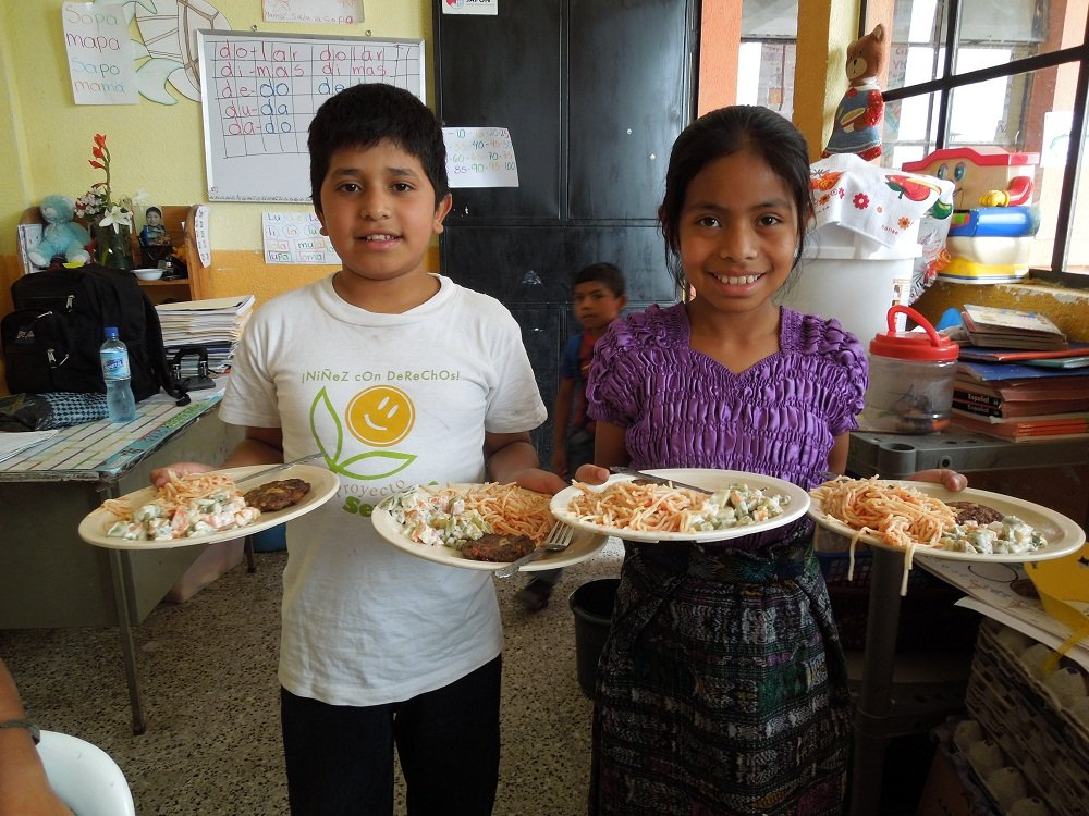 Feed a Guatemalan Child-Improve Grade 6 Completion