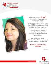 Paola as a young woman in May 2017 (PDF)
