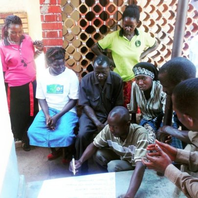 Community Members Work Together to Protect Girls!