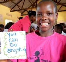 Building Confidence through The Girl Power Project