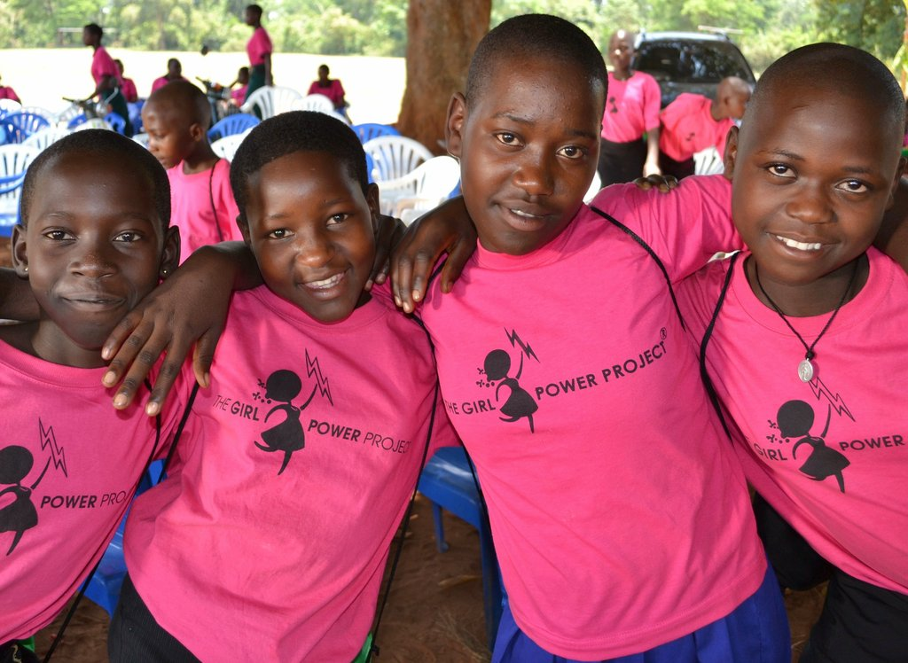 Empowering Girls to Achieve Their Dreams!
