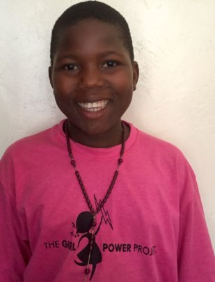 Empowered Girls = Healthy and Secure Planet!