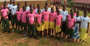 St. Joseph Magogo Girl Power Mentors in Training