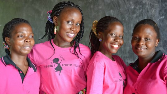 JLMC's Superstar Team of Girl Power Experts!
