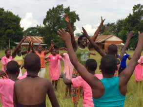Girl Power Participants Exercise & Let Loose!