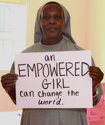 Local Community Leaders Support Girls Empowerment!