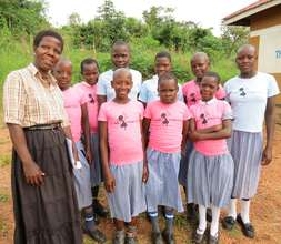 St. Kizito Girl Power Peer Mentors in Training