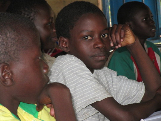 Girl Power Includes Boys to Enable Empowerment