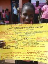 Imagine this Girl as a Future Leader of Uganda!