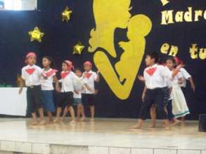 Dance for Mother's Day