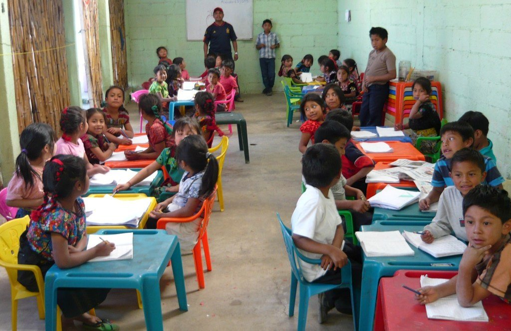 New classrooms like these needed