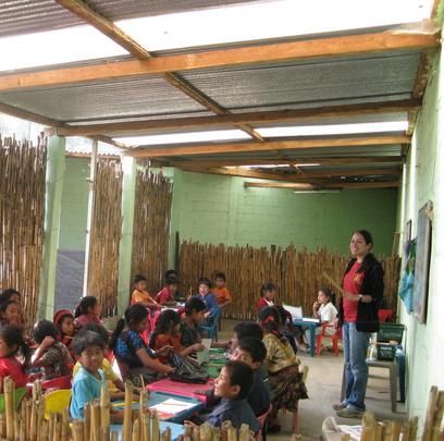 Teaching in Santa Maria
