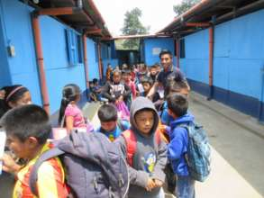 Large classes in Itzapa