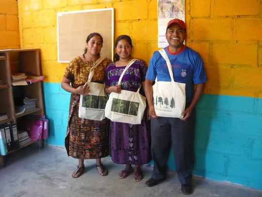 Our local teachers in Santa Maria