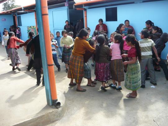 School underway in Itzapa