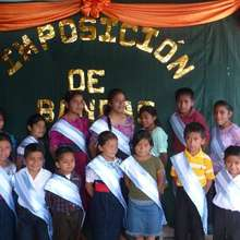 Children rewarded for good results