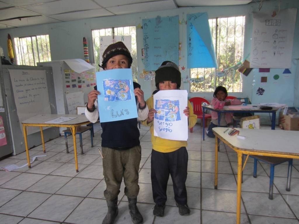 Education in Ecuador!